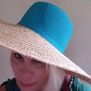 Scala straw hat